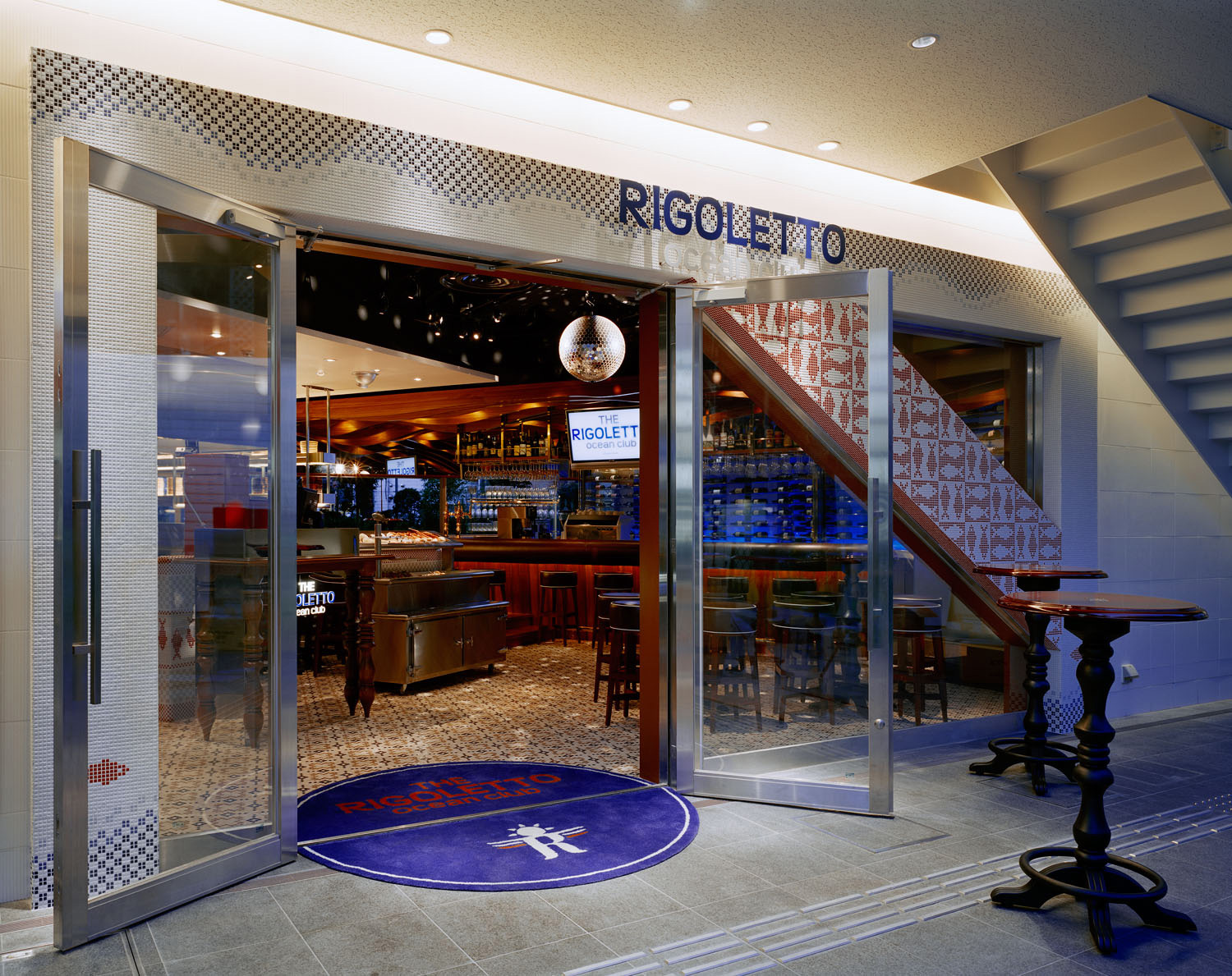 RIGOLETTO ocean club