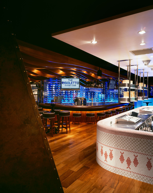 RIGOLETTO ocean club