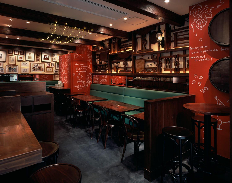 イタリアン食堂 ミッレフィオーレ