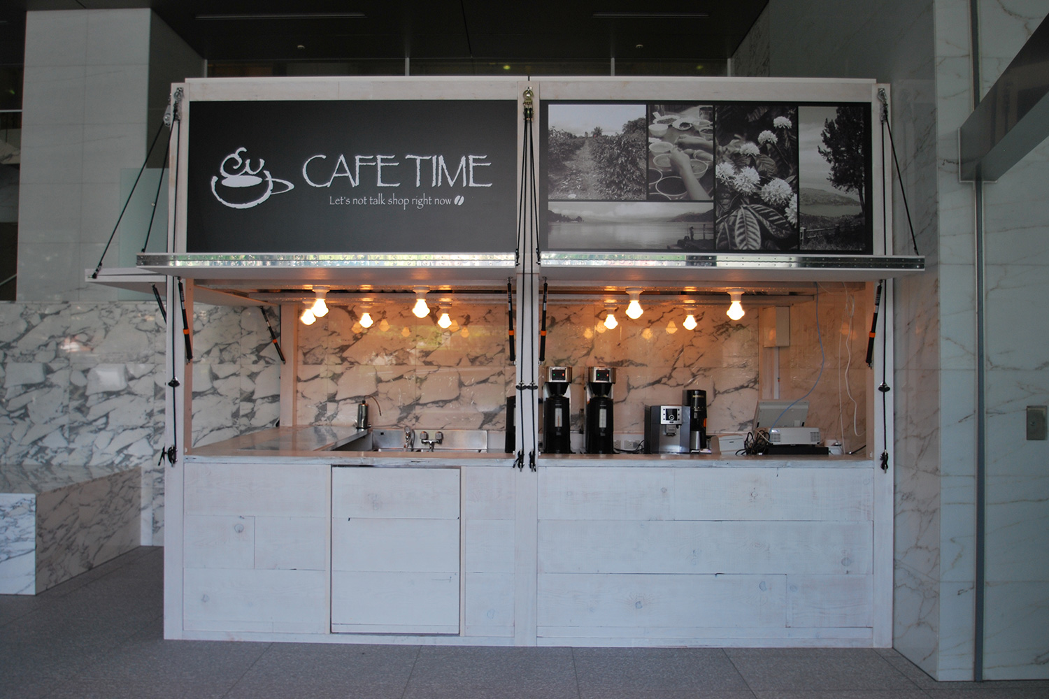 CAFE TIME 新幸橋ビル店