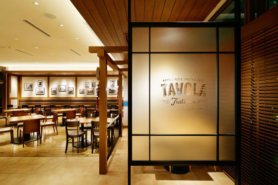 Trattoria TAVOLA by TO THE HERBS