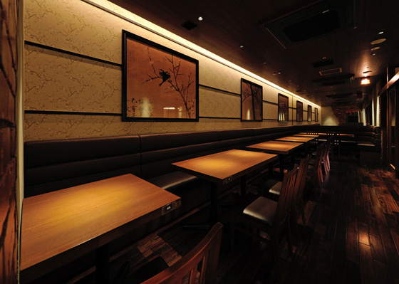 CHINA BISTRO WANG'S GARDEN 武蔵小杉店