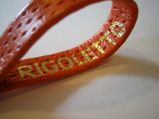 RIGOLETTO Original Strap
